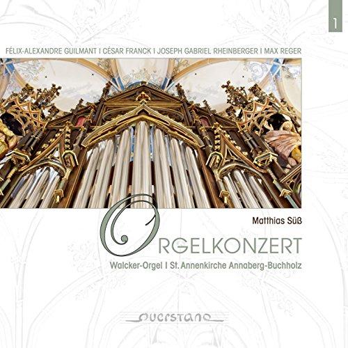 Orgelkonzert (Walcker orgel st. Annenkirche annaberg-buchholz)