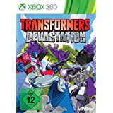 Transformers Devastation - [Xbox 360]