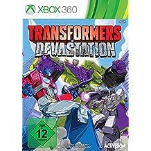 Transformers Devastation - [Xbox 360] [import allemand]