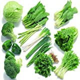Misch 50 Samen / bag Balkon Gemüsesaatgut Aussaat Jahreszeiten Versandverpackungen geschickt Hof Gartendünger