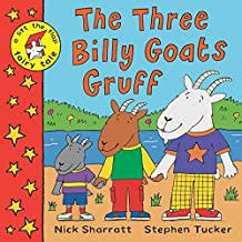 A Lift-the-flap Fairy Tale: The Three Billy Goats Gruff