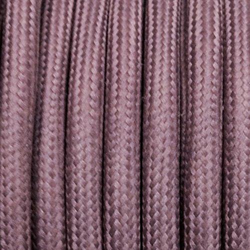 textilkabel-stoff-ummantelung-in-altrosa