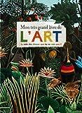 Mon très grand livre de l'art