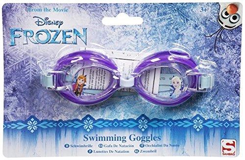 Disney Frozen Occhialini da nuoto per bambini, prodotto ufficiale