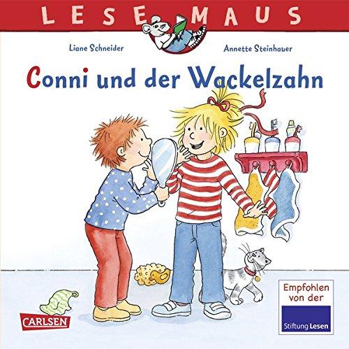Conni und der Wackelzahn (LESEMAUS, Band 44)