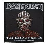 Unbekannt Iron Maiden Book Of Souls Aufnäher - Iron Maiden Patch - Gewebt & Lizenziert !!