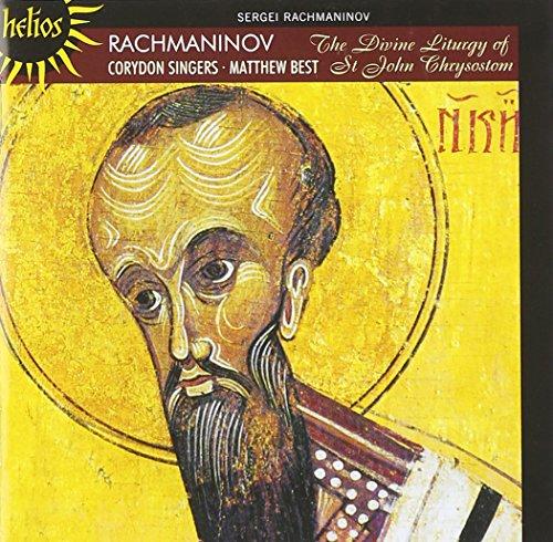 Serge Rachmaninov: Liturgie De Saint Jean Chrisostome