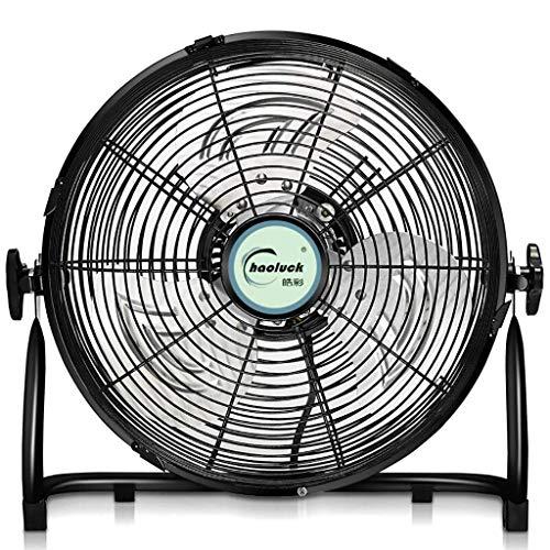FANLYFS Ventilador eléctrico Industrial/Fan Independiente del Gimnasio de 8 velocidades/Ventilador Derecho del...
