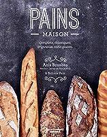 Toutes les techniques pour faire ses pains maison !    Le boulanger Anis Bouabsa – meilleur ouvrier de France 2004 et lauréat du prix de la meilleure baguette de la Ville de Paris en 2008 – livre ici plus de 60 recettes phares ! Classiques, comple...