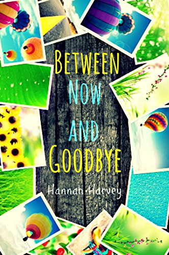 Between Now and Goodbye by [Harvey, Hannah]
