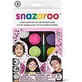 مجموعة طلاء الوجه سنازارو Snazaroo Face Paint Kit (Girl) 1172068