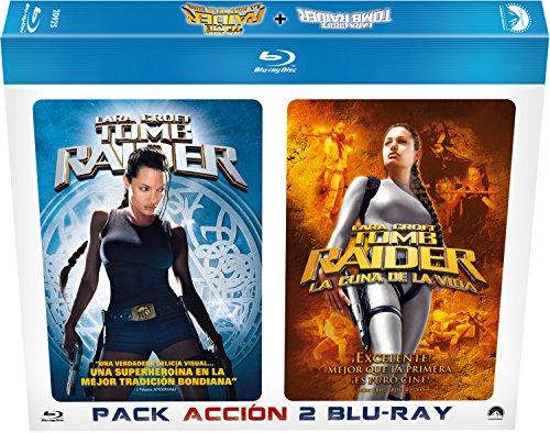 Duo BD: Tomb Raider + Tomb Raider 2 [Blu-ray] 61mIehKZgnL