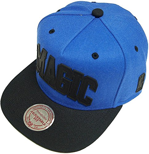 Mitchell & Ness NBA Orlando Magic Alley Oop EU439 Snapback Caps Kappe Basecap