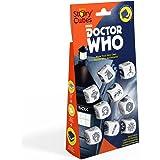 Asmodee Story Cubes Doctor Who - Más versiones disponibles, Multilenguaje (STO05ML) , color/modelo surtido