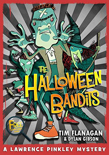 The Halloween Bandits (Lawrence Pinkley Mysteries Book 2) (English Edition)