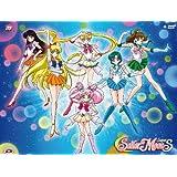 Sailor Moon Super S Box #02 (Eps 148-166) (4 Dvd)