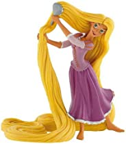 Disney Rapunzel Brushing Hair Birthday Party Cake Toppers