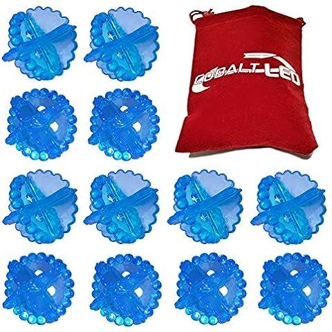 Cobalt®: lavatrice asciugatrice palline, rende più morbida e vestiti