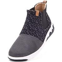 UIN Scarpe Ginnastica Scarpe Espadrillas per Donna Casual Slip on Mocassini Sneakers Basse Colorate in Tela Dipinta a…