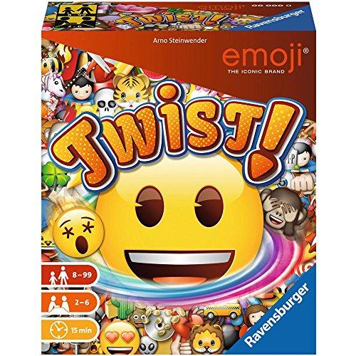 emotify spiel Ravensburger 26753  - Emoji Twist! Familienspiel
