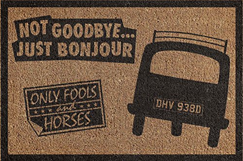 Only Fools and Horses Official Bonjour Doormat