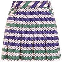 SVG ondulado rayas de golf para mujer falda nuevo elegante deporte golf Skorts Casual Skorts