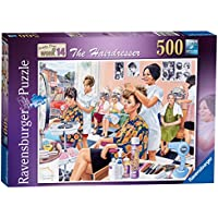 Ravensburger Happy Days at Work No.14 - The Hairdresser 500pc Jigsaw Puzzle