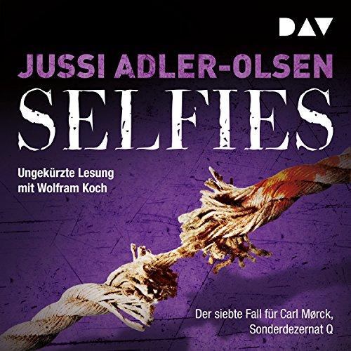 Buchseite und Rezensionen zu 'Selfies (Carl Mørck 7)' von Jussi Adler-Olsen