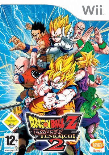 Dragonball Z: Budokai Tenkaichi 2 (Dragonball Z Wii Spiele)