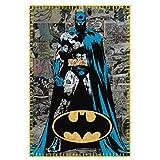 Batman 2200001656150x 100cm Charakter und Comic Book Polar Fleece Decke