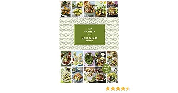 Hildegards Sommerküche : Neue salate von a z a z reihe ebook: dr. oetker: amazon.de: kindle
