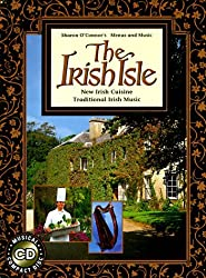 The Irish Isle: Cookbook with Music CD by Sharon O'Connor (1996-10-02)