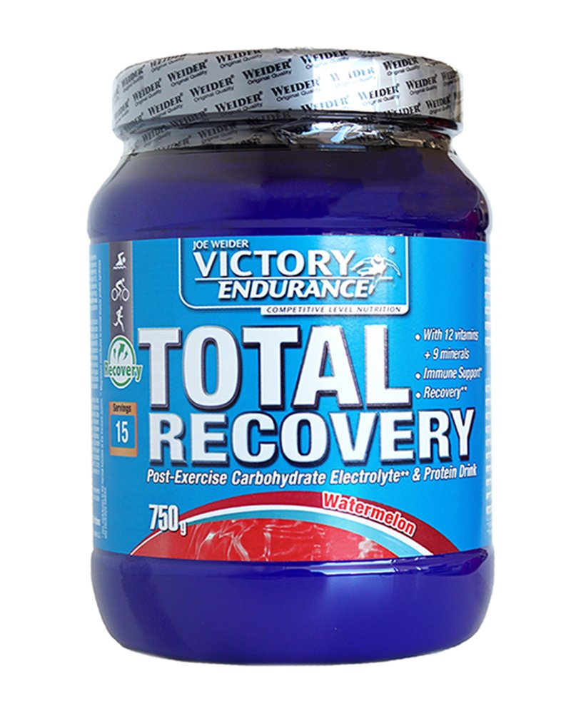 Weider Victory Endurance, Total Recovery, Sandía – 750 gr