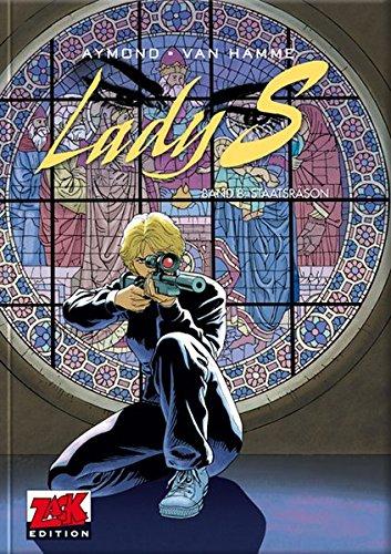 Lady S Band 8: Staatsräson (Lady Mosaik)