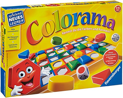 Ravensburger-25066-Colorama Ravensburger 25066 – Colorama -