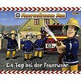 Feuerwehrmann Sam Geschichtenbuch: Bd. 6: Ein Tag bei der Feuerwehr