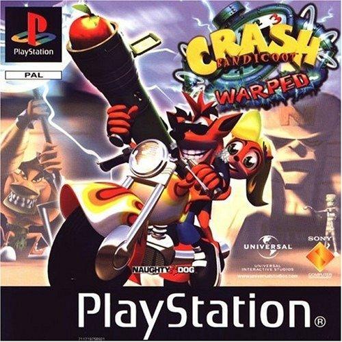 Preisvergleich Produktbild Third Party - Crash Bandicoot 3 occasion [ PS1 ] - 0711719758624