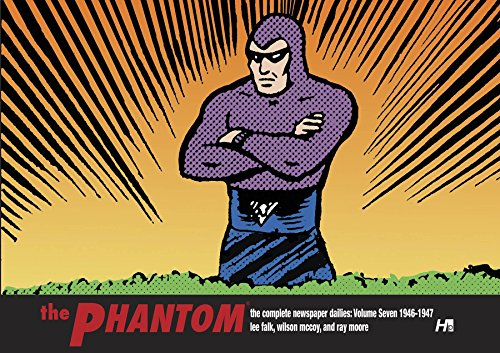 The Phantom The Complete Newspaper Dailies  Volume 7