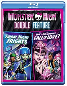 Monster High: Friday Night Frights/Why Do Ghouls Fall In Love? [Blu-ray] [Region Free]