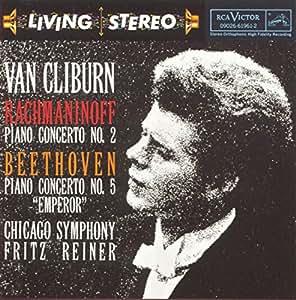 Beethoven: Emperor' Concerto, Rachmaninoff Concerto No. 2