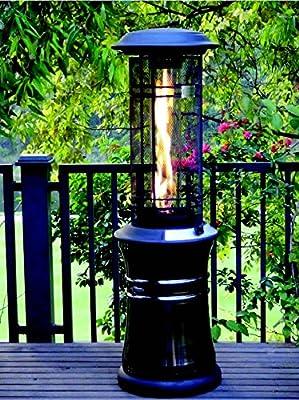 Lifestyle Santorini Flame Patio Heater (416148)