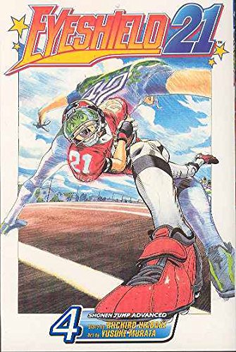 EYESHIELD 21 GN VOL 04 (OF 37)
