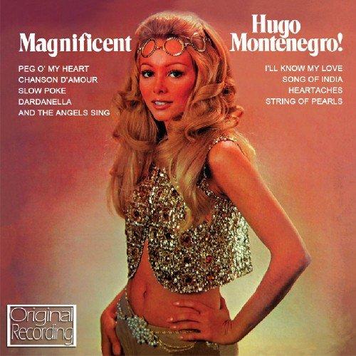 Hugo Montenegro: Magnificent (Audio CD)