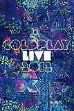 Coldplay Concert Affiche de photo 40x 30cm