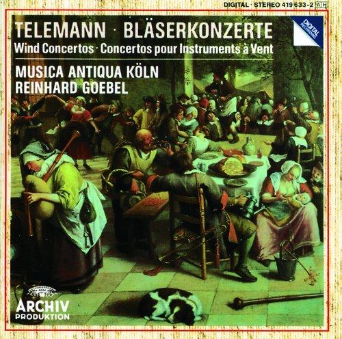Telemann: Concerto In B Flat M...