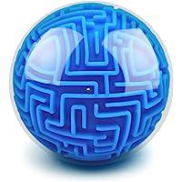 YongnKids Jeu de réflexion de Puzzles - Boule de Labyrinthe 3D avec des défis Difficiles pour Les Enfants Adultes…