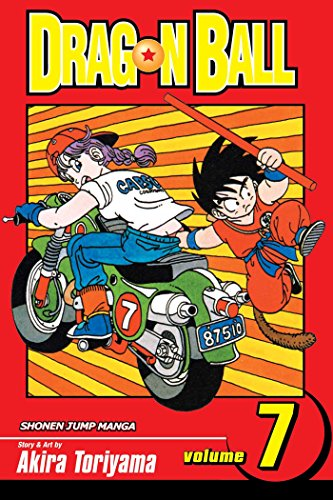 13 Dragon Ball-vol. (DRAGON BALL SHONEN J ED GN VOL 07)