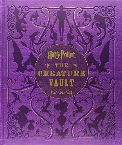 Harry Potter - The Creature Vault by Jody Revenson (24-Oct-2014) Hardcover