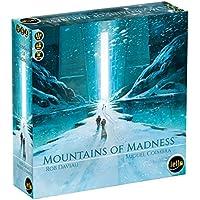 Iello Mountains of Madness Coopératif Jeu de stratégie