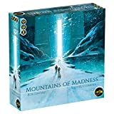 Image for board game Iello Mountains of Madness Cooperative Strategy Game